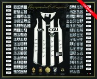 SOLD OUT! Champions of Collingwood Guernsey Display