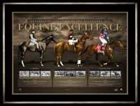 Equine Excellence - Carbine, Phar Lap and Makybe Diva