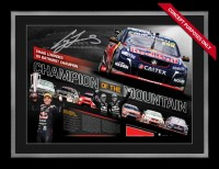 Craig Lowndes Champion of the Mountain - 6 Time Bathurst Champion