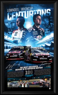Centurions - Jamie Whincup and Craig Lowndes