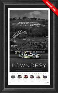 "SOLD OUT! Craig Lowndes ""Lowndesy"""