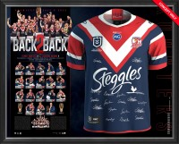 Sydney Roosters 2019 Premiers Team Signed Jersey