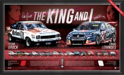 The King and I - Brock and Lowndes