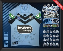 NSW 2018 State of Origin Success Jersey
