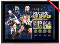 SOLD OUT! Johnathan Thurston - 2015 Dally M Medal