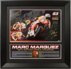 Marc Marquez - 2013 MotoGP World Champion