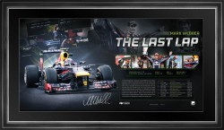 SOLD OUT! Mark Webber - The Last Lap