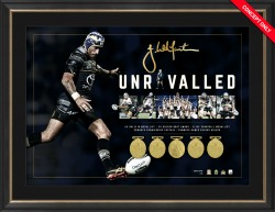 SOLD OUT! Johnathan Thurston -300 Games - Unrivalled Limited Edition