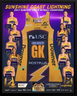 Sunshine Coast Lightning Dress