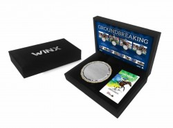 Sold out! Groundbreaking Replica Cox Plate and Racebook
