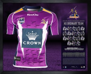 SOLD OUT! 2012 Melbourne Storm NRL Premiership Jersey