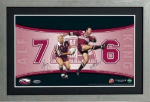 Allan Langer & Wally Lewis - The Power of Two