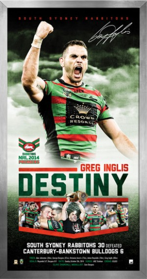 Destiny - Greg Inglis 2014 South Sydney Rabbitohs Premiership