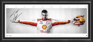 Scott McLaughlin Wings Limited Edition