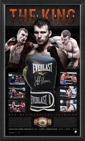 Jeff Horn The King of the Ring