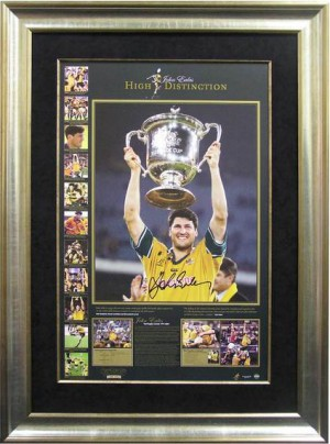 John Eales - High Distinction