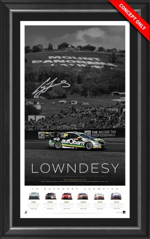 "Craig Lowndes ""Lowndesy"""