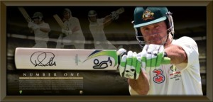 SOLD OUT!! Ricky Ponting - Number One!