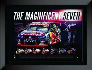 Jamie Whincup - The Magnificent Seven