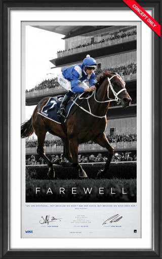"""Winx """"Farewell"""" Limited Edition Print SOLD OUT!"""